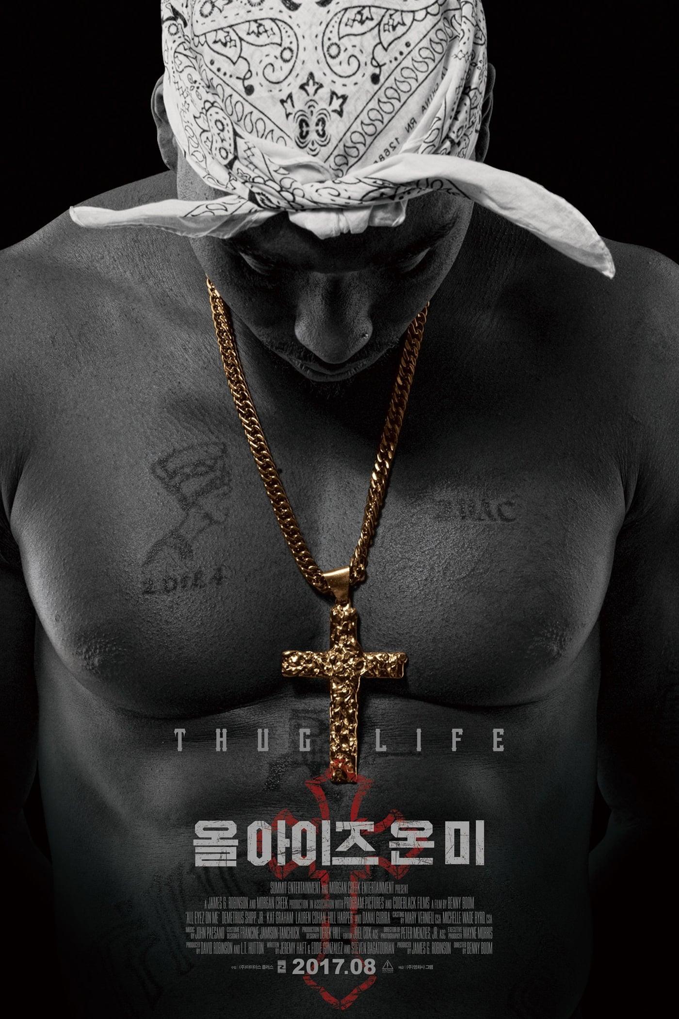 All Eyez on Me: A História de Tupac Torrent (2018) Dual Áudio Dublado BluRay 1080p Download