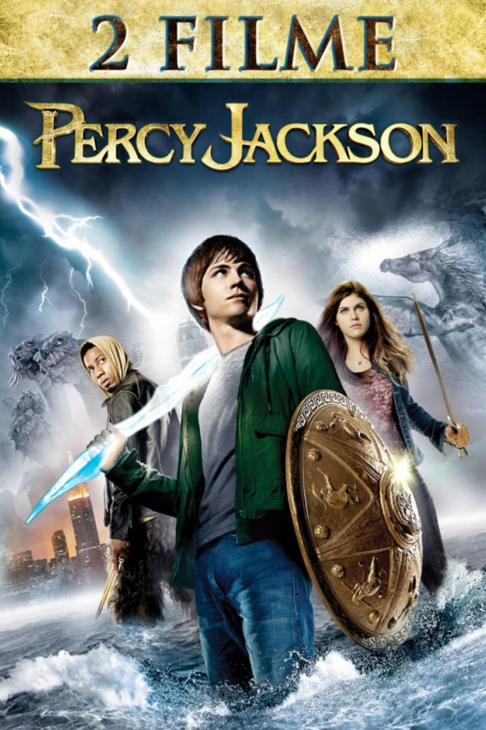 All movies from Percy Jackson Collection saga are on ...