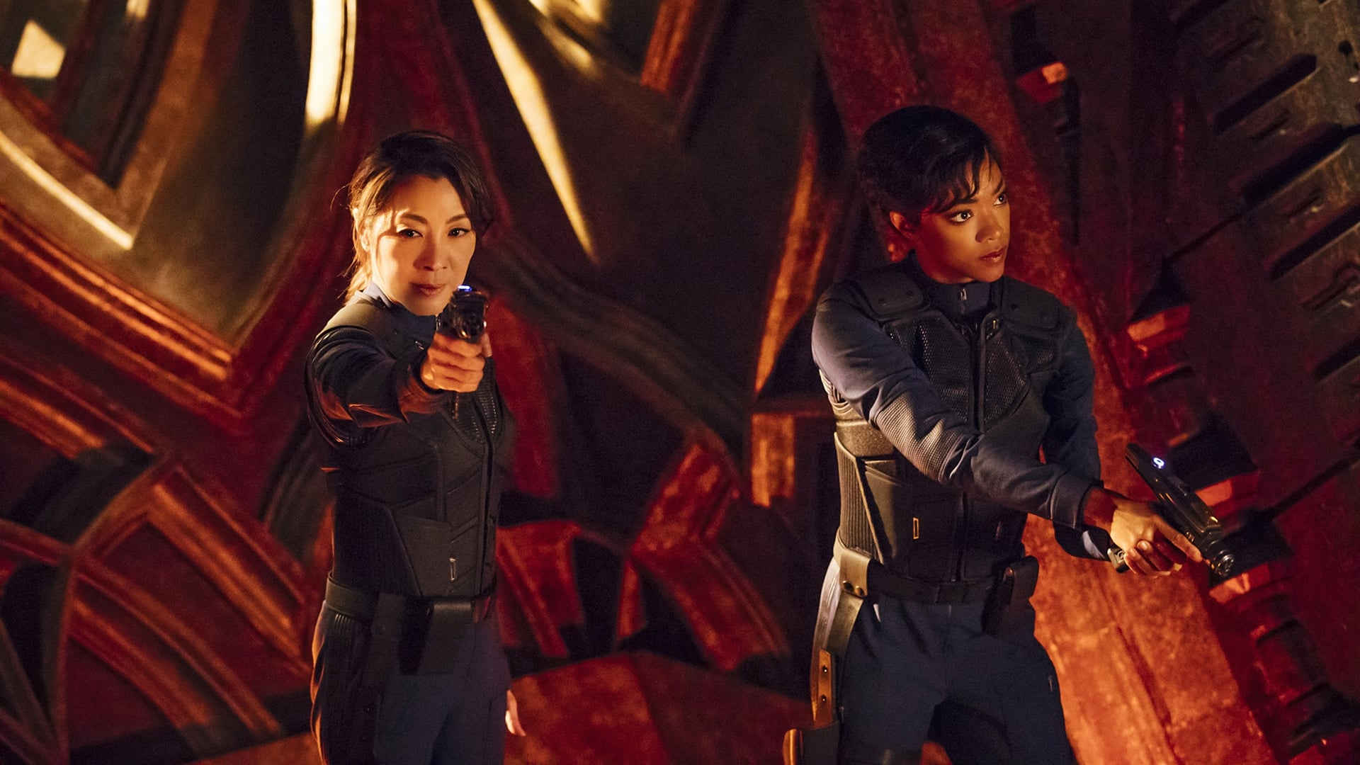 Star Trek: Discovery Season 1 :Episode 2  Battle at the Binary Stars