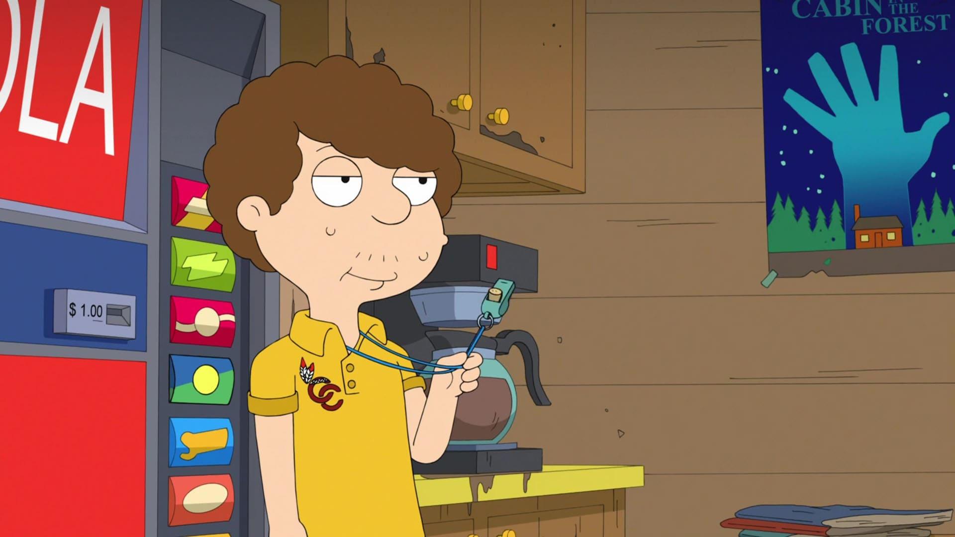 American Dad! Season 14 :Episode 13  Camp Campawanda