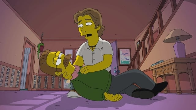 The Simpsons Season 31 :Episode 20  Warrin' Priests (2)