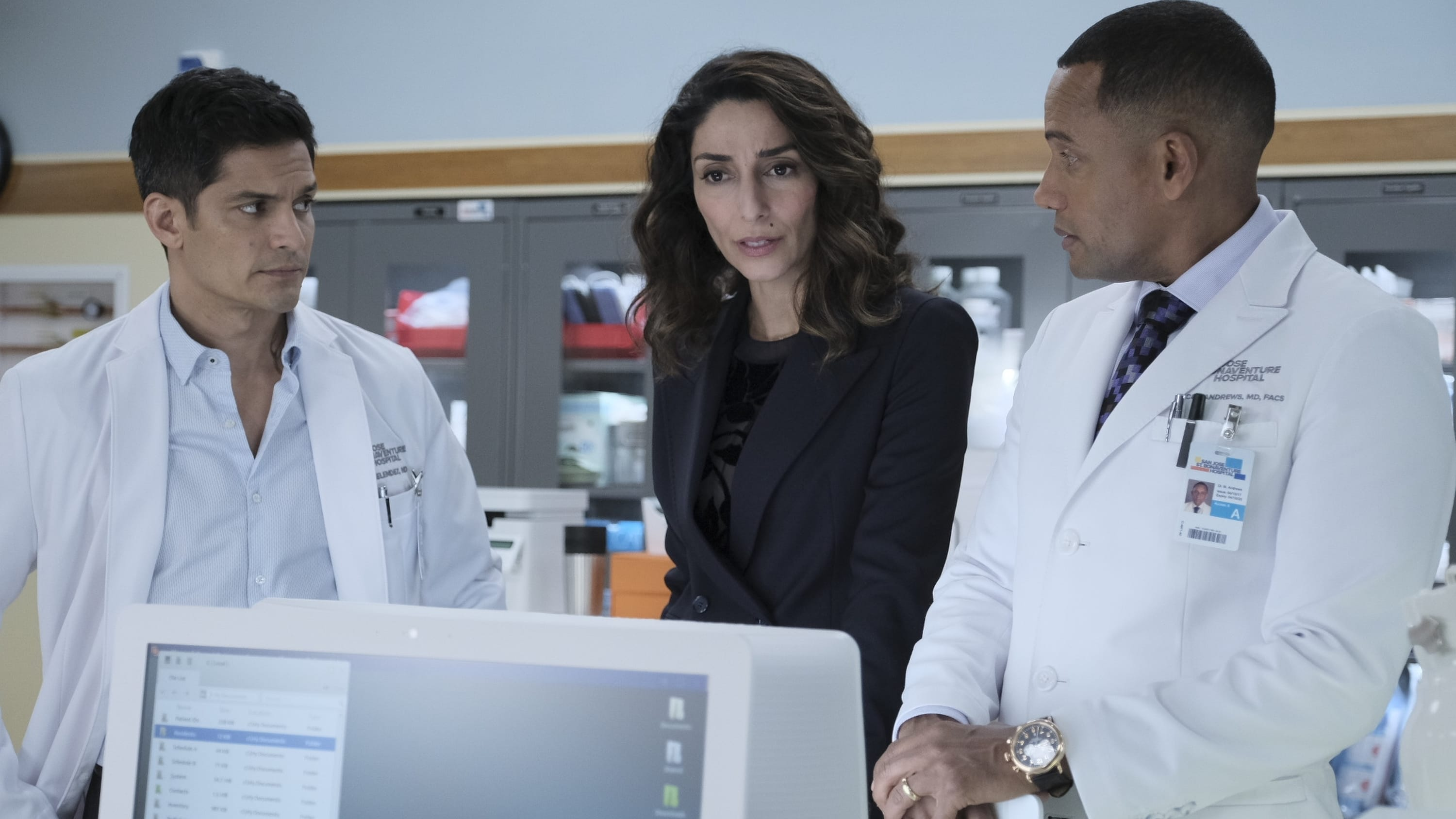 The Good Doctor - Season 1 Episode 12 : Islands Part Two (2)