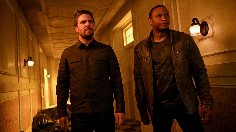 Arrow Season 8 :Episode 2  Welcome To Hong Kong