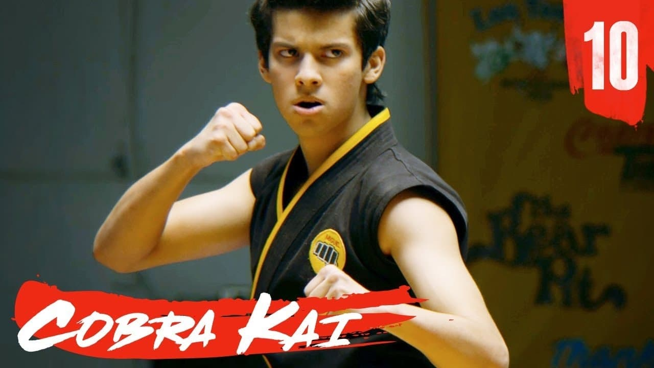 Cobra Kai - Season 1 Episode 10 : Mercy