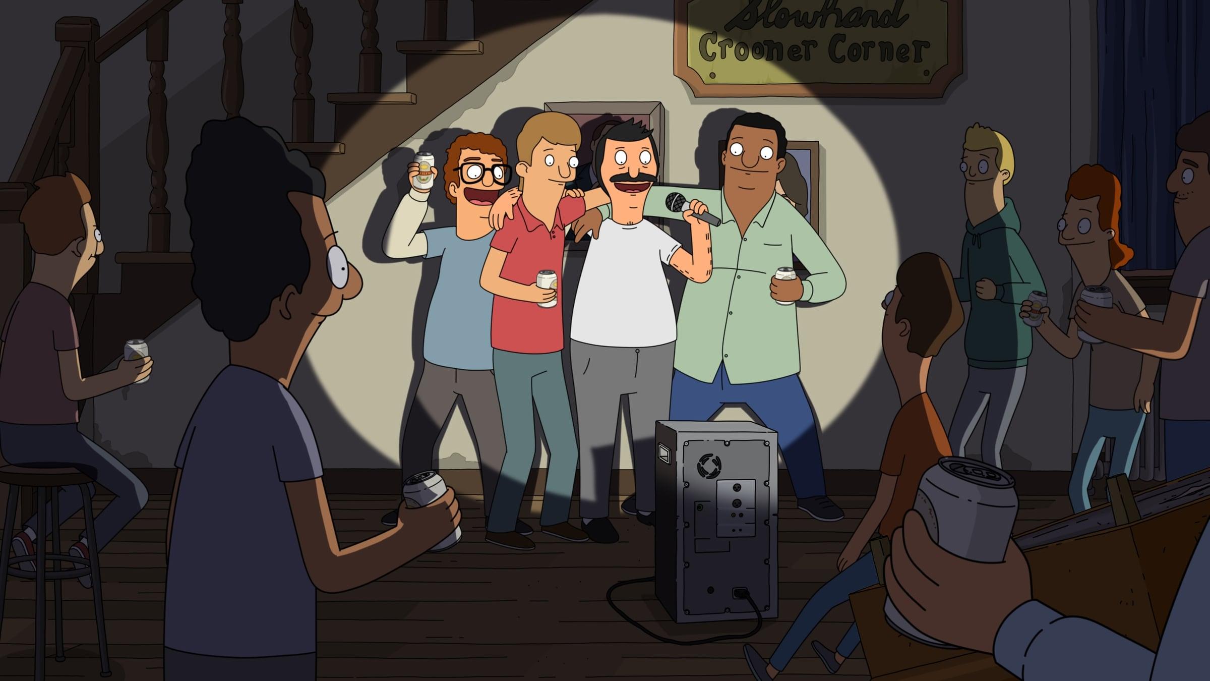 Bob's Burgers - Season 4 Episode 4 : My Big Fat Greek Bob