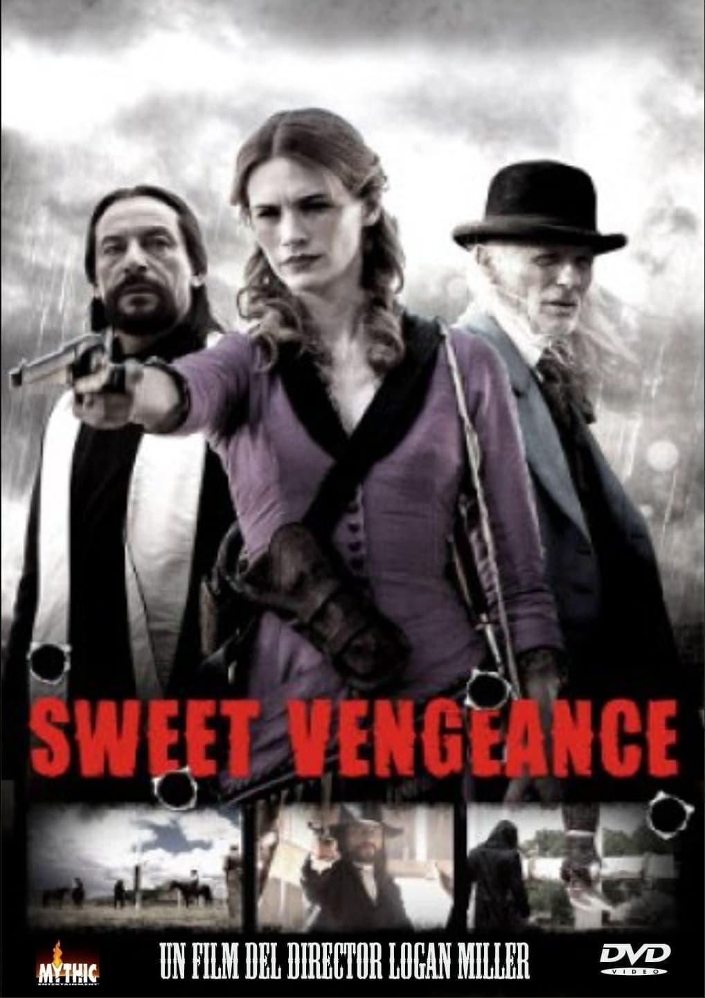 Póster Sweet Vengeance