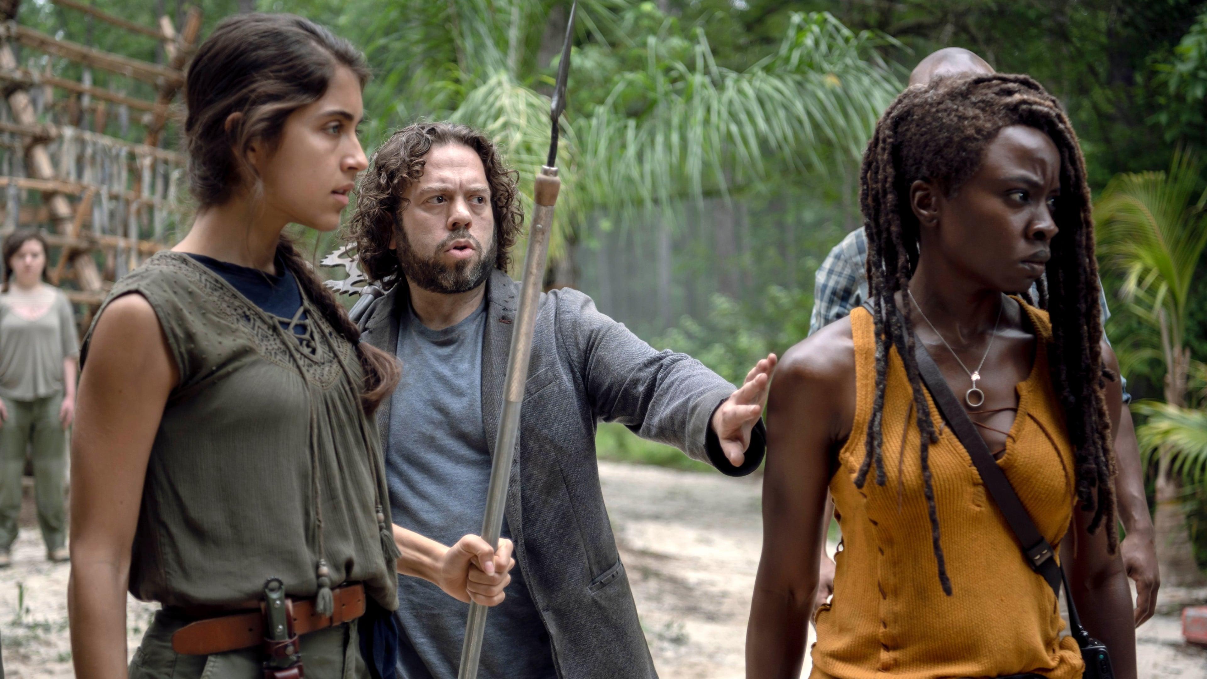 The Walking Dead - Season 10 Episode 8 : The World Before