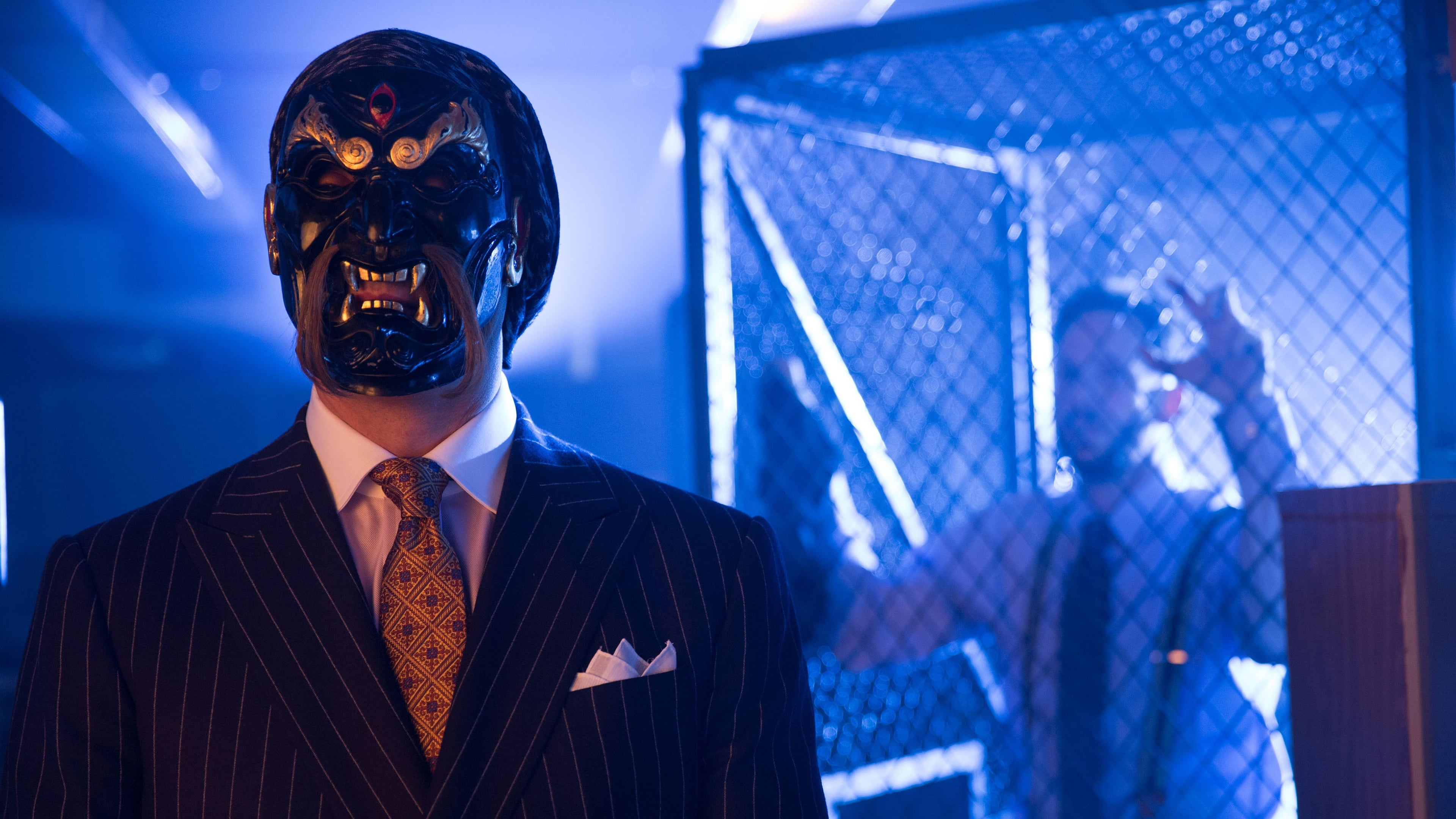 Season 1 :Episode 8  The Mask
