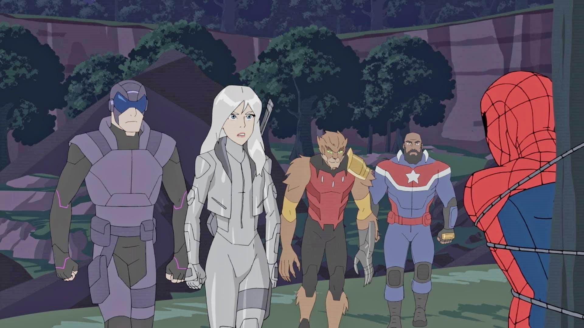 Marvel s Spider-Man • S02E02