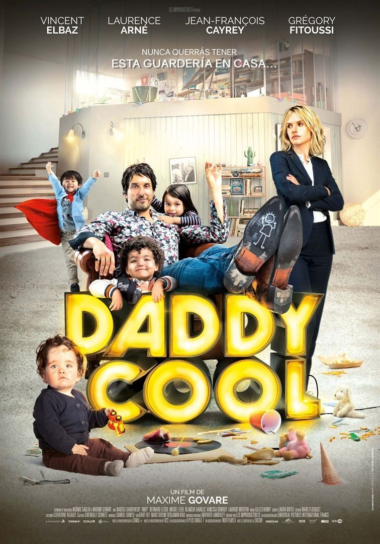 Póster Daddy Cool