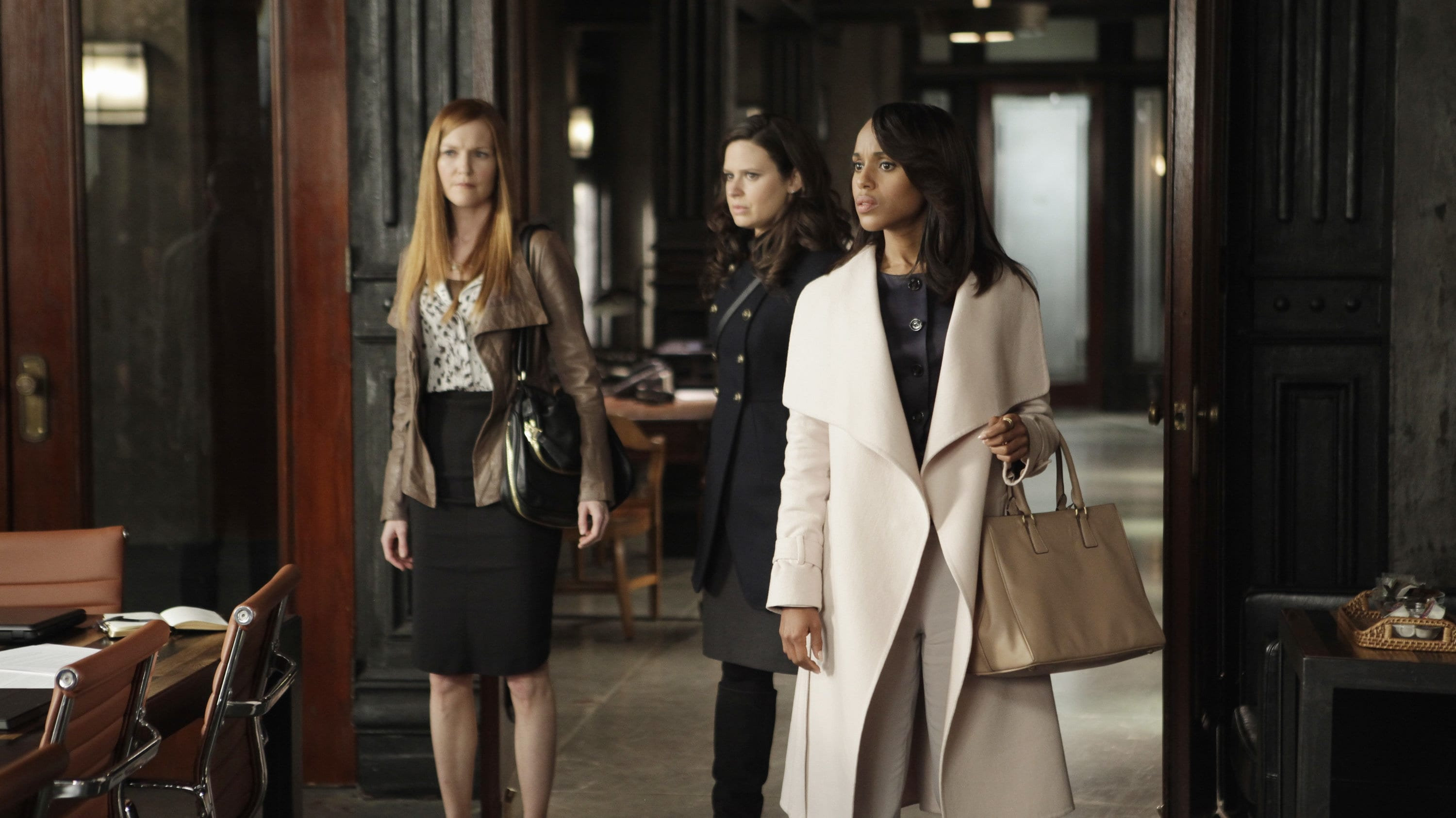 Scandal Season 2 :Episode 21  Any Questions?