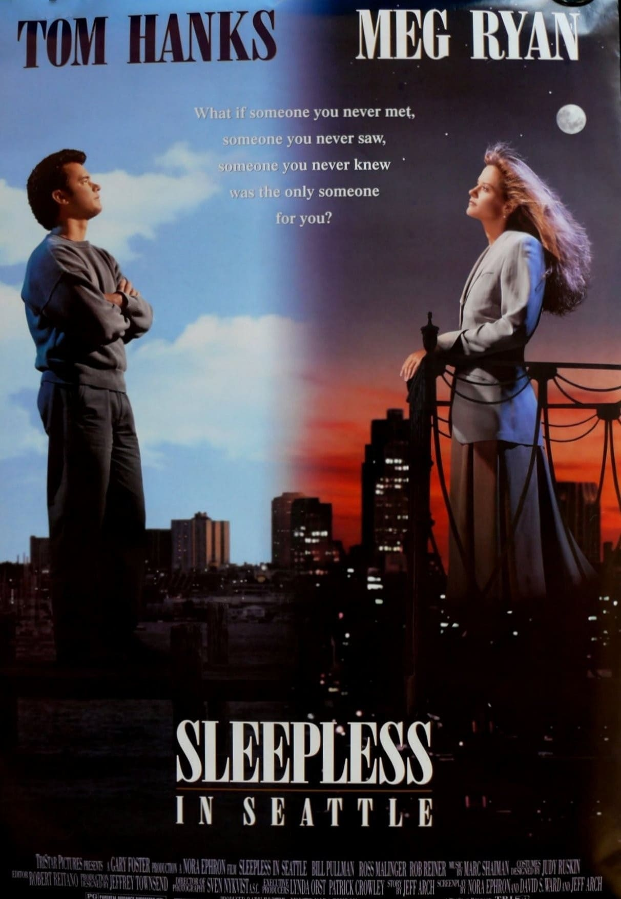 a movie analysis of sleepless in seattle The film will probably call up memories of when harry met sally, although sleepless in seattle, compared with that denatured version of a woody allen comedy, looks like a stunning original.