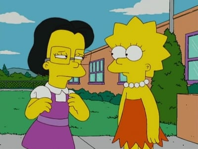 The Simpsons Season 20 :Episode 9  Lisa the Drama Queen