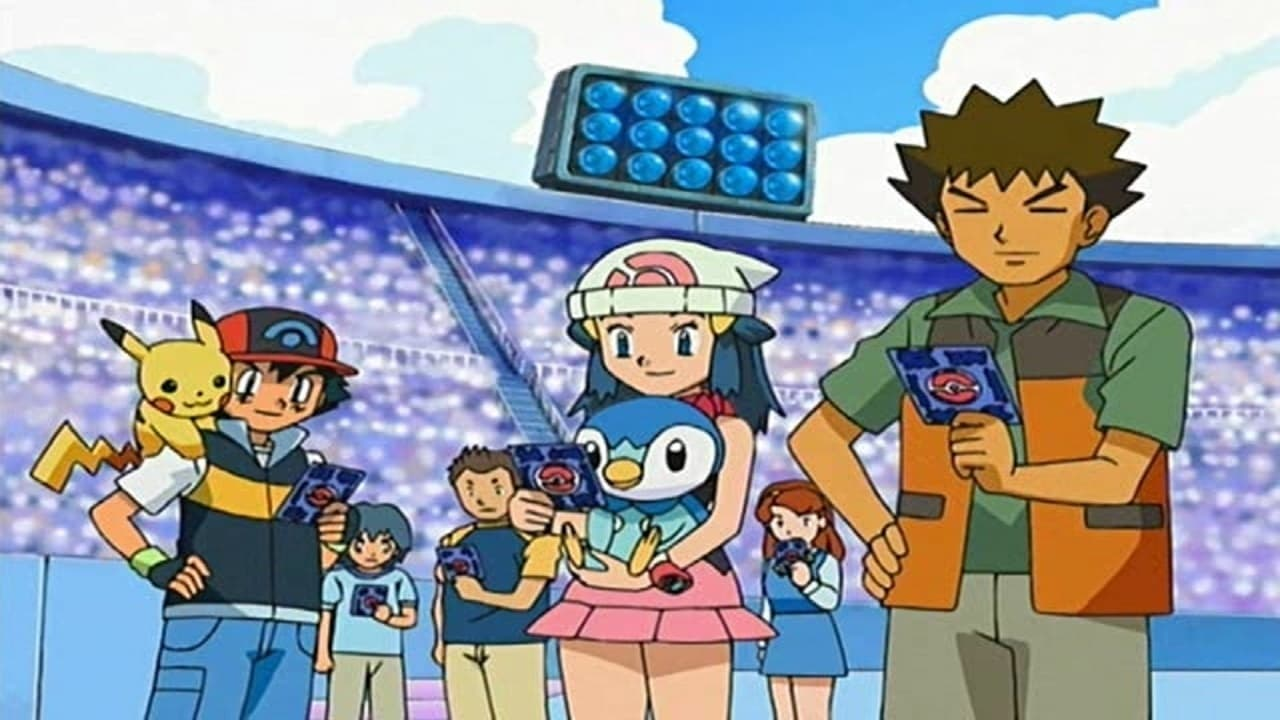 Pokémon Season 10 :Episode 50  Tag! We're It...!