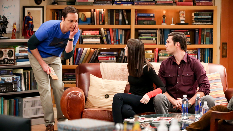 The Big Bang Theory Season 12 :Episode 15  The Donation Oscillation