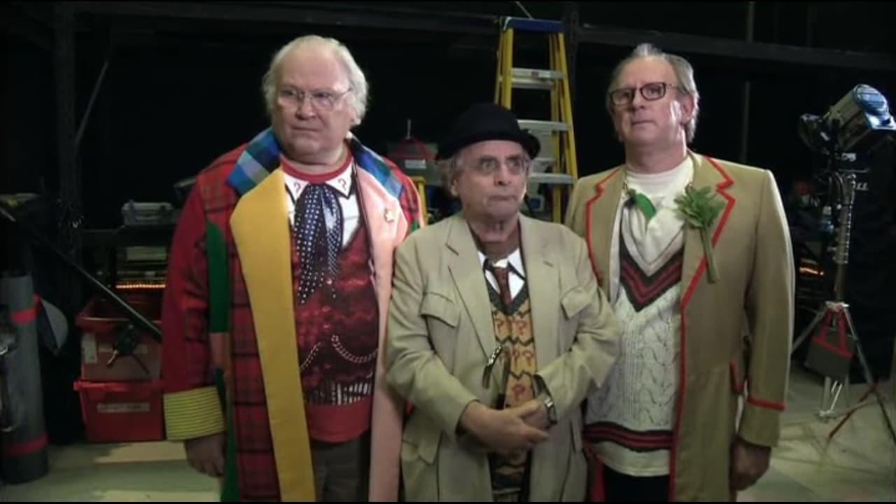 Doctor Who - Season 0 Episode 95 : The Five(ish) Doctors Reboot