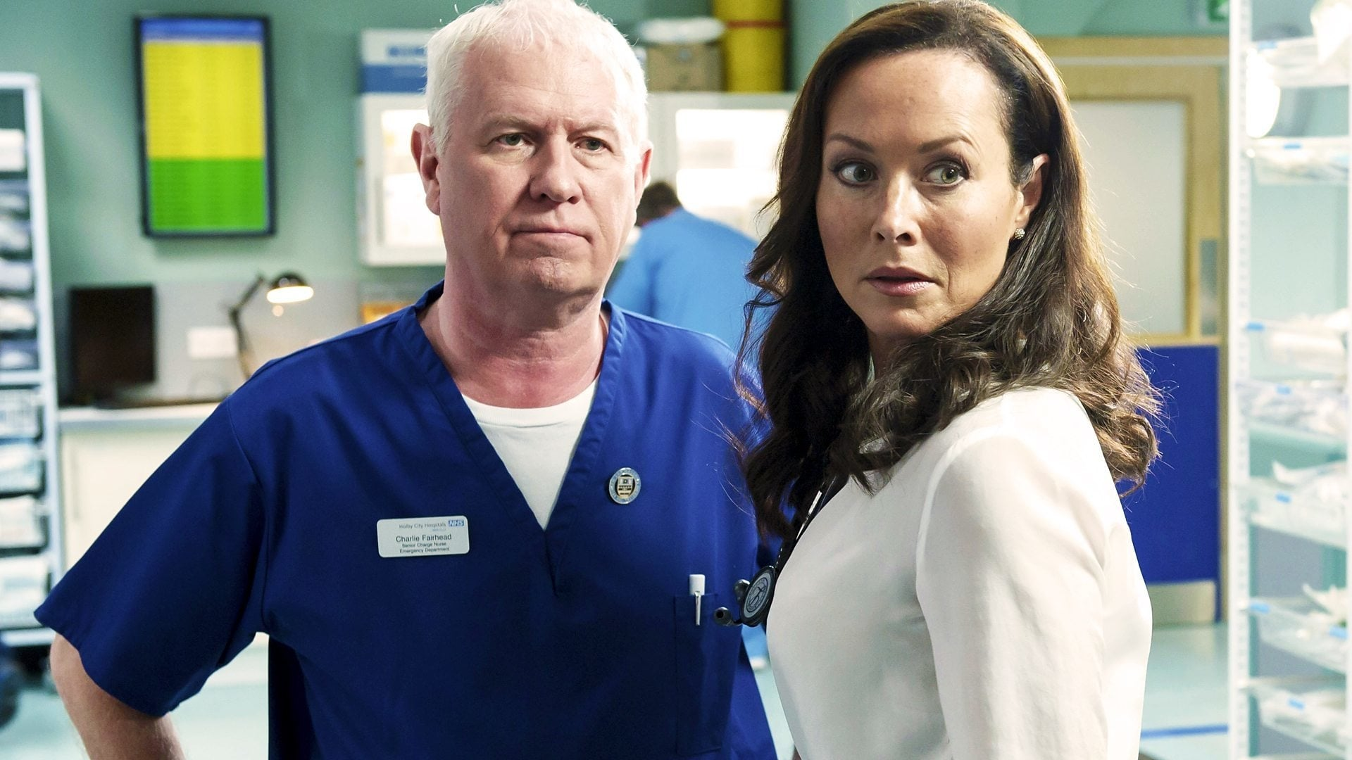 Casualty - Season 29 Episode 15 : Next Year's Words