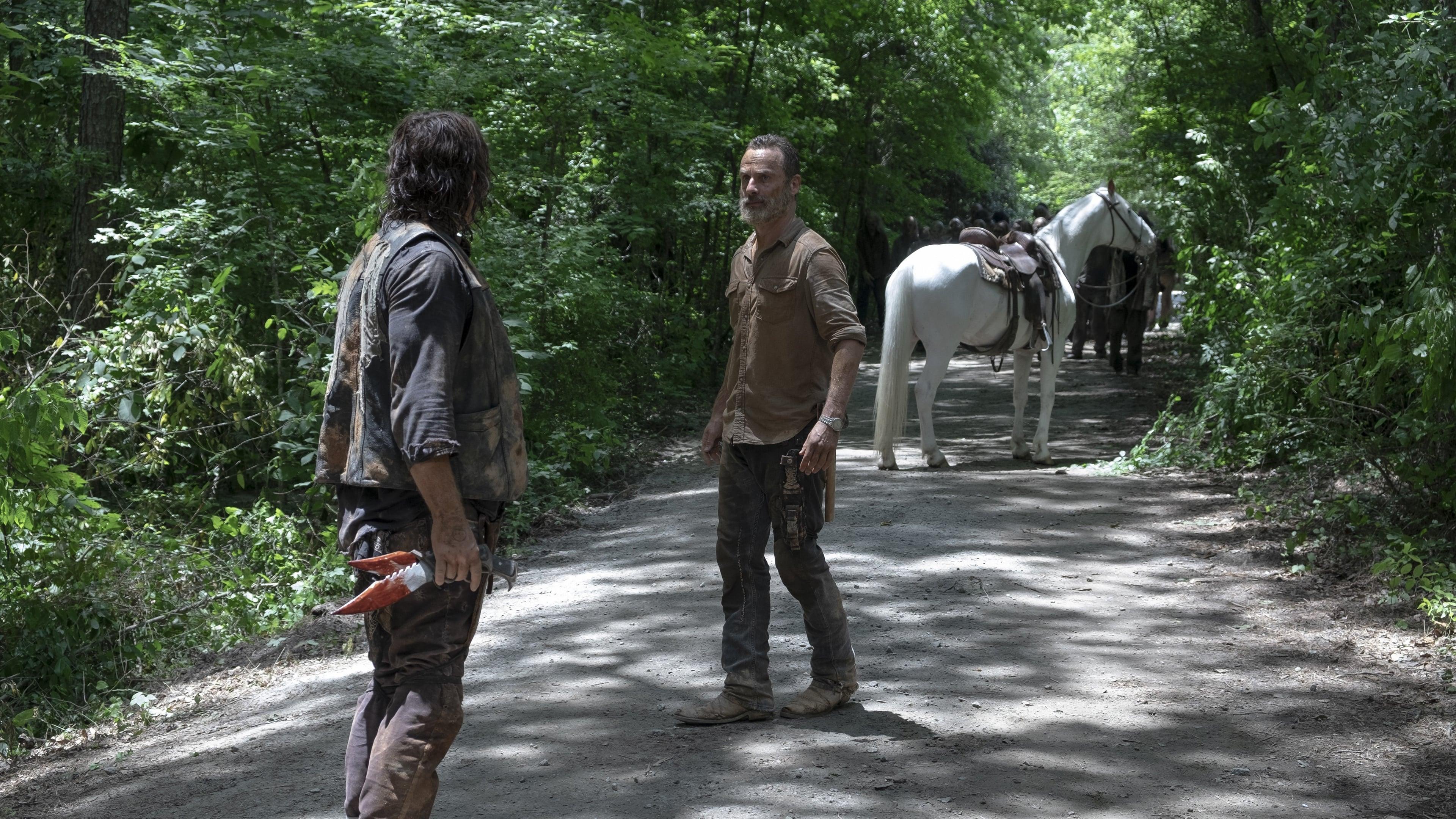 The Walking Dead - Season 9 Episode 4 : The Obliged