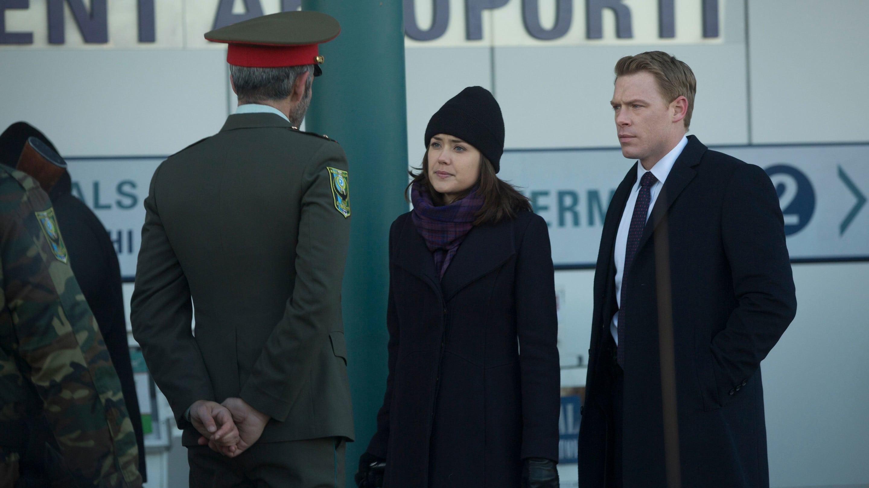 The Blacklist Season 2 :Episode 11  Ruslan Denisov