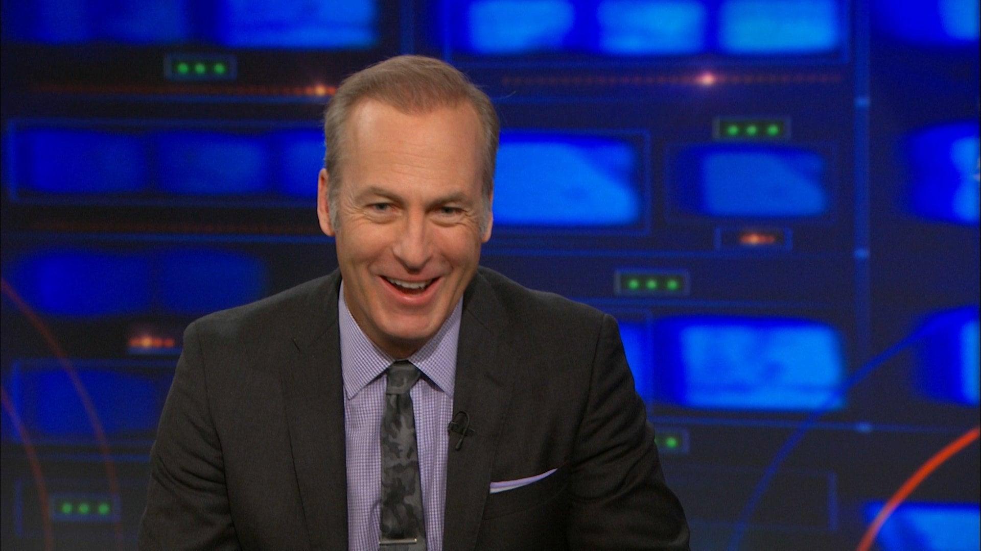 The Daily Show with Trevor Noah Season 20 :Episode 60  Bob Odenkirk