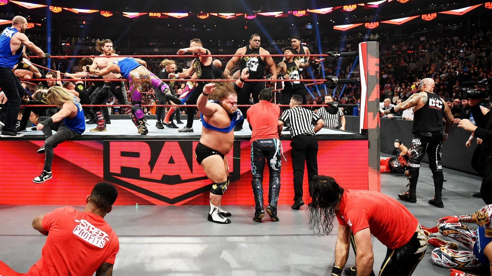 WWE Raw Season 27 :Episode 46  November 18, 2019 (Boston, MA)