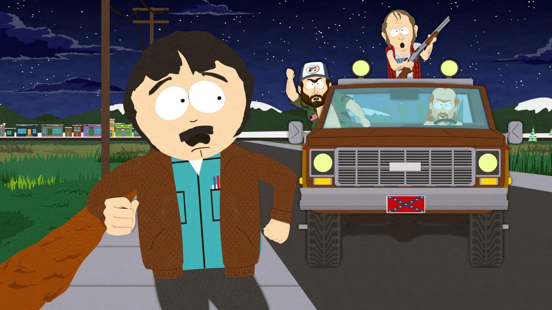South Park Season 11 :Episode 1  With Apologies to Jesse Jackson