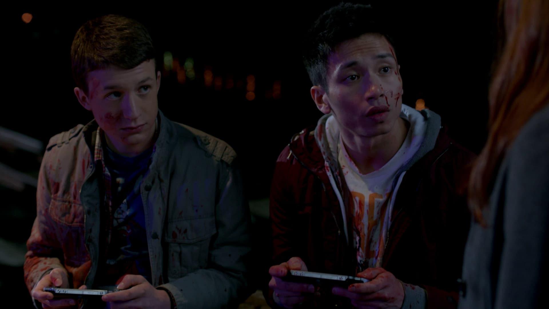 Supernatural - Season 8 Episode 20 : Pac-Man Fever