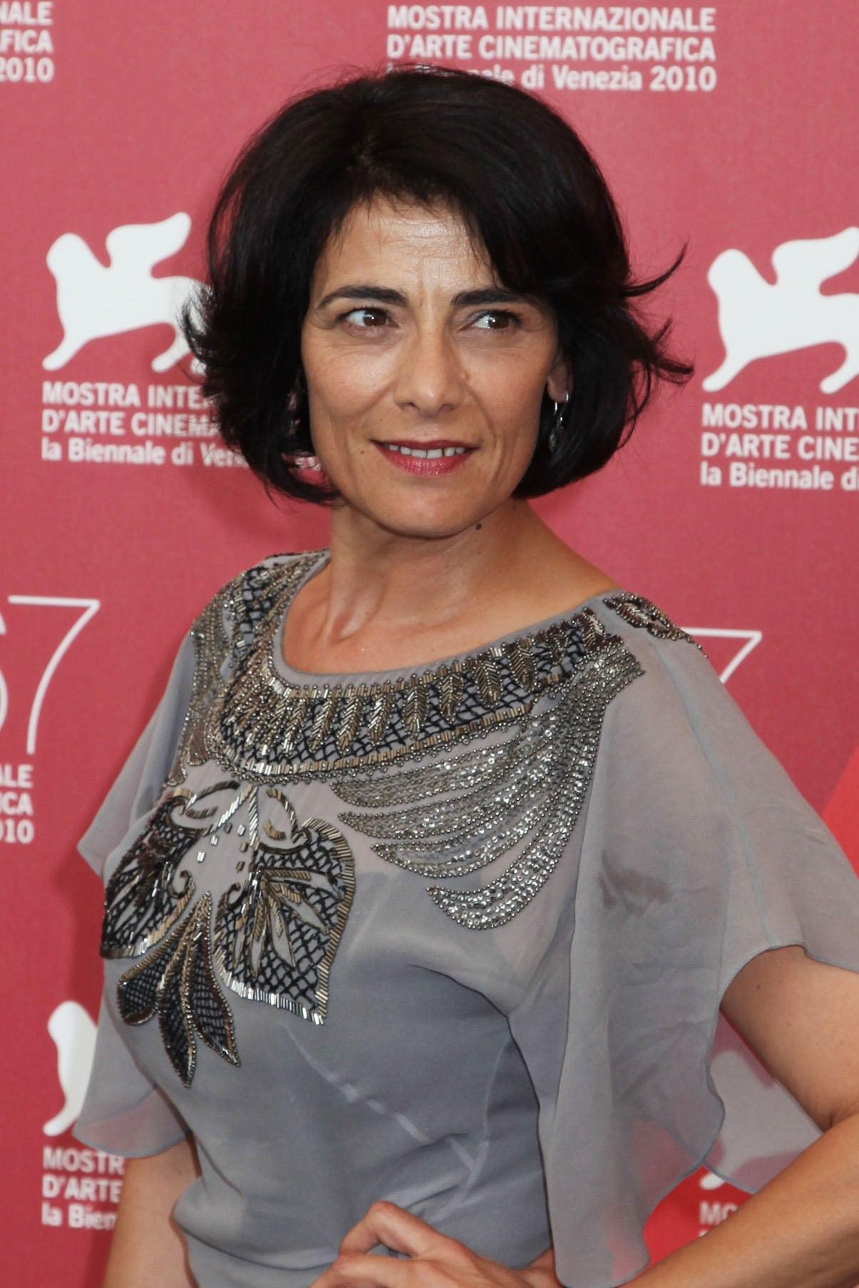 Hiam ABBASS - Festival de Cannes 2020