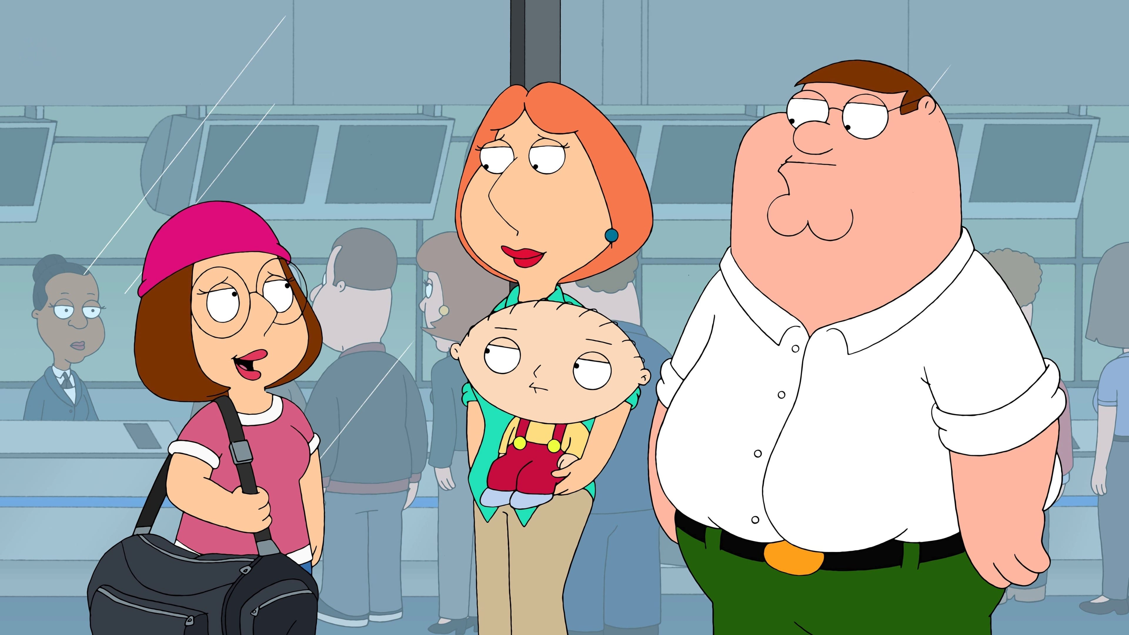 Family Guy Season 10 :Episode 20  Leggo My Meg-O