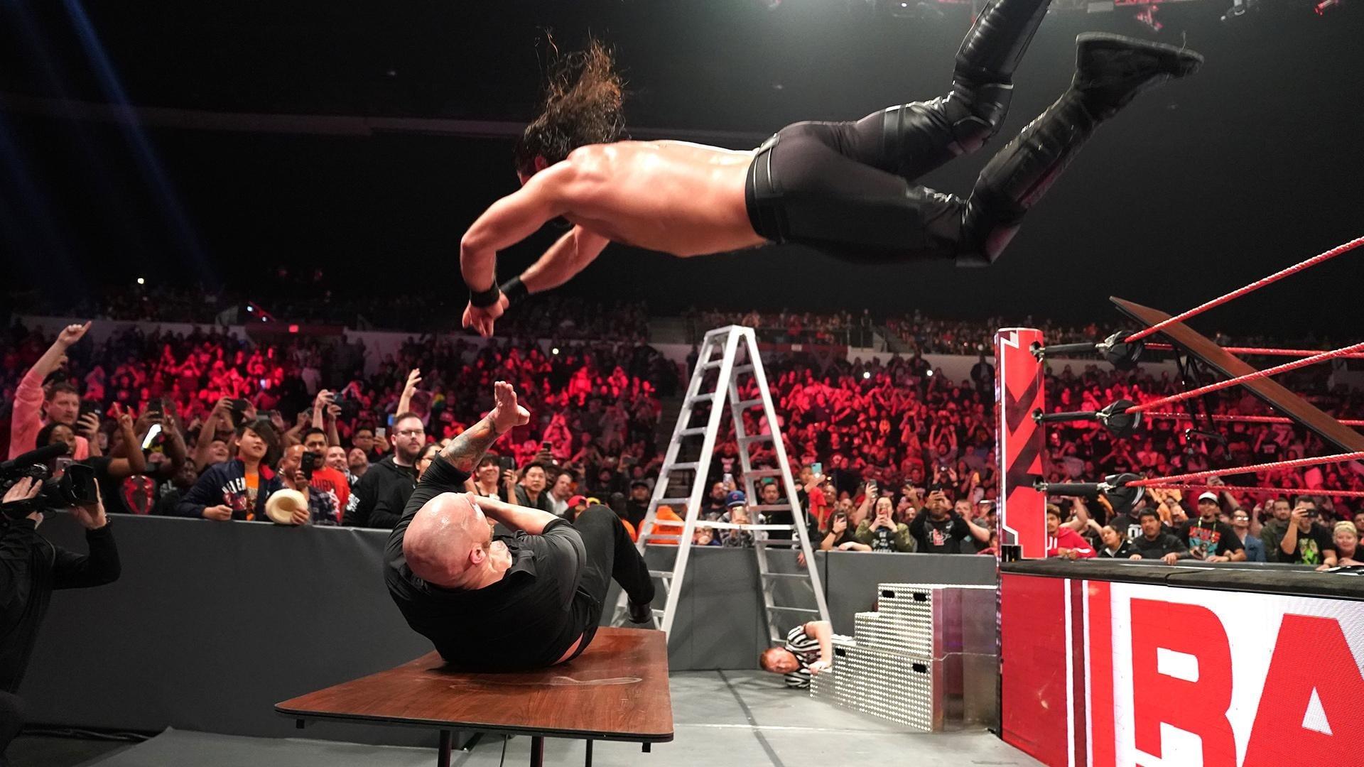 WWE Raw Season 26 :Episode 50  December 10, 2018 (San Diego, CA)
