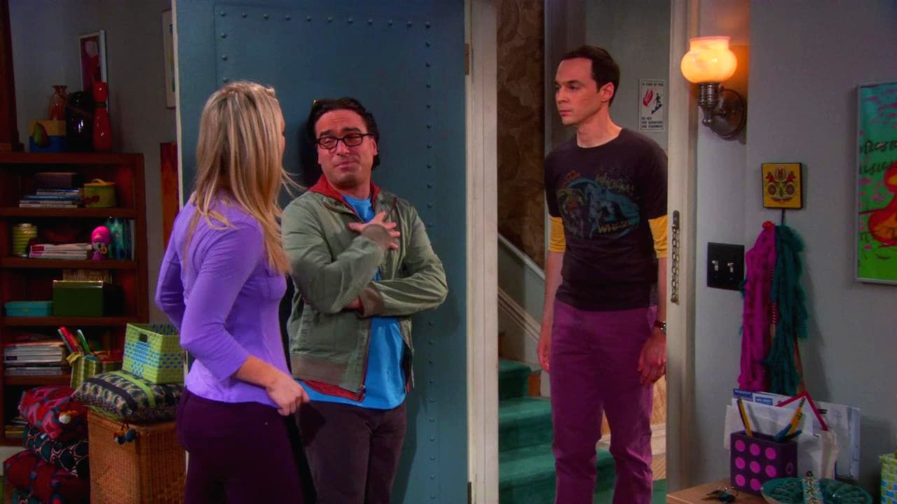 The Big Bang Theory - Season 6 Episode 16 : The Tangible Affection Proof