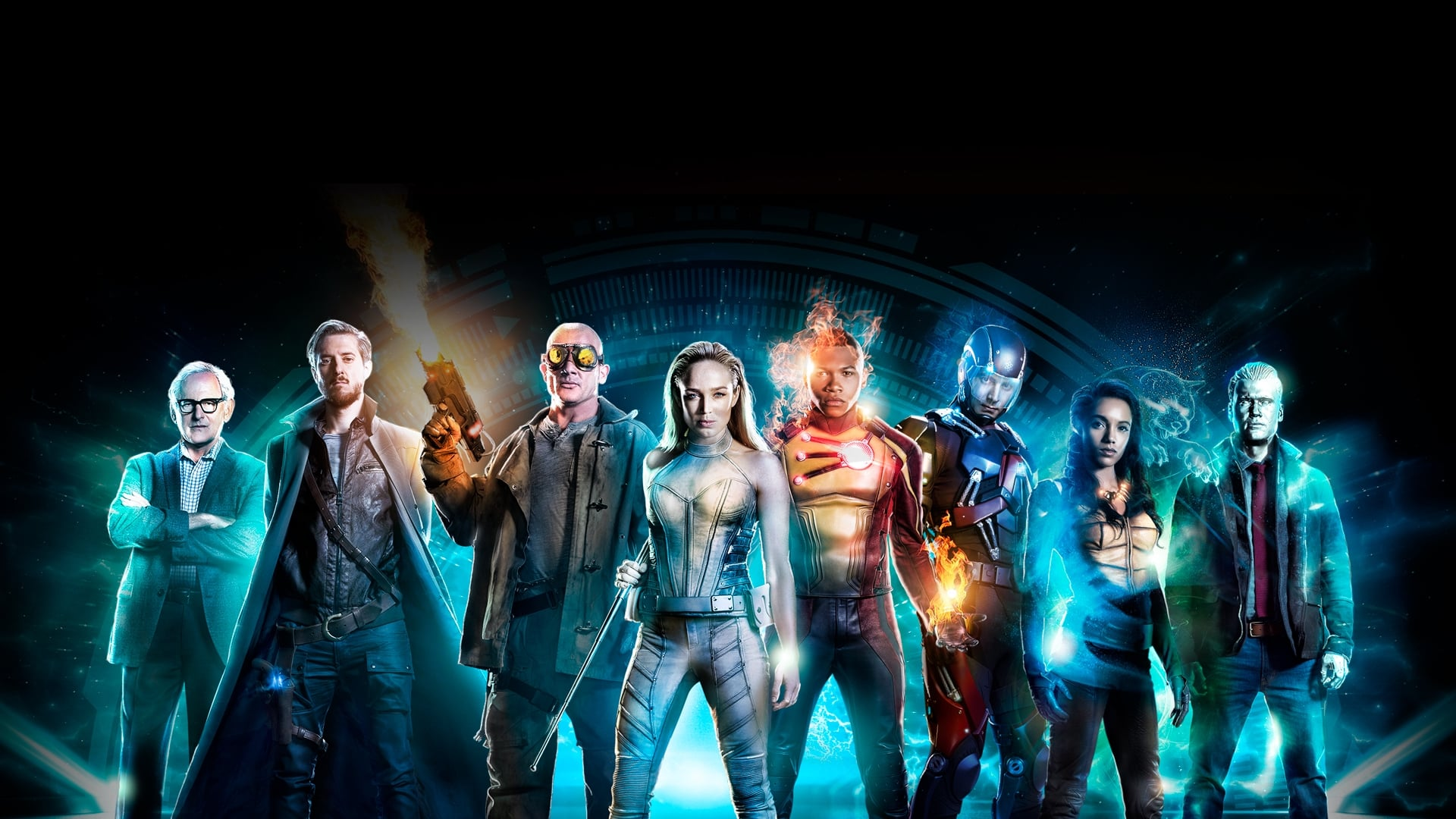 DC s Legends of Tomorrow