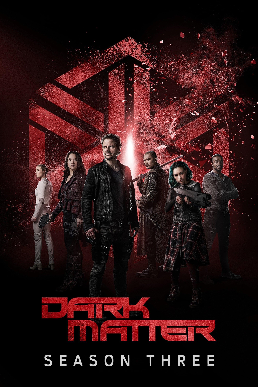 Tamsioji materija 3 Sezonas