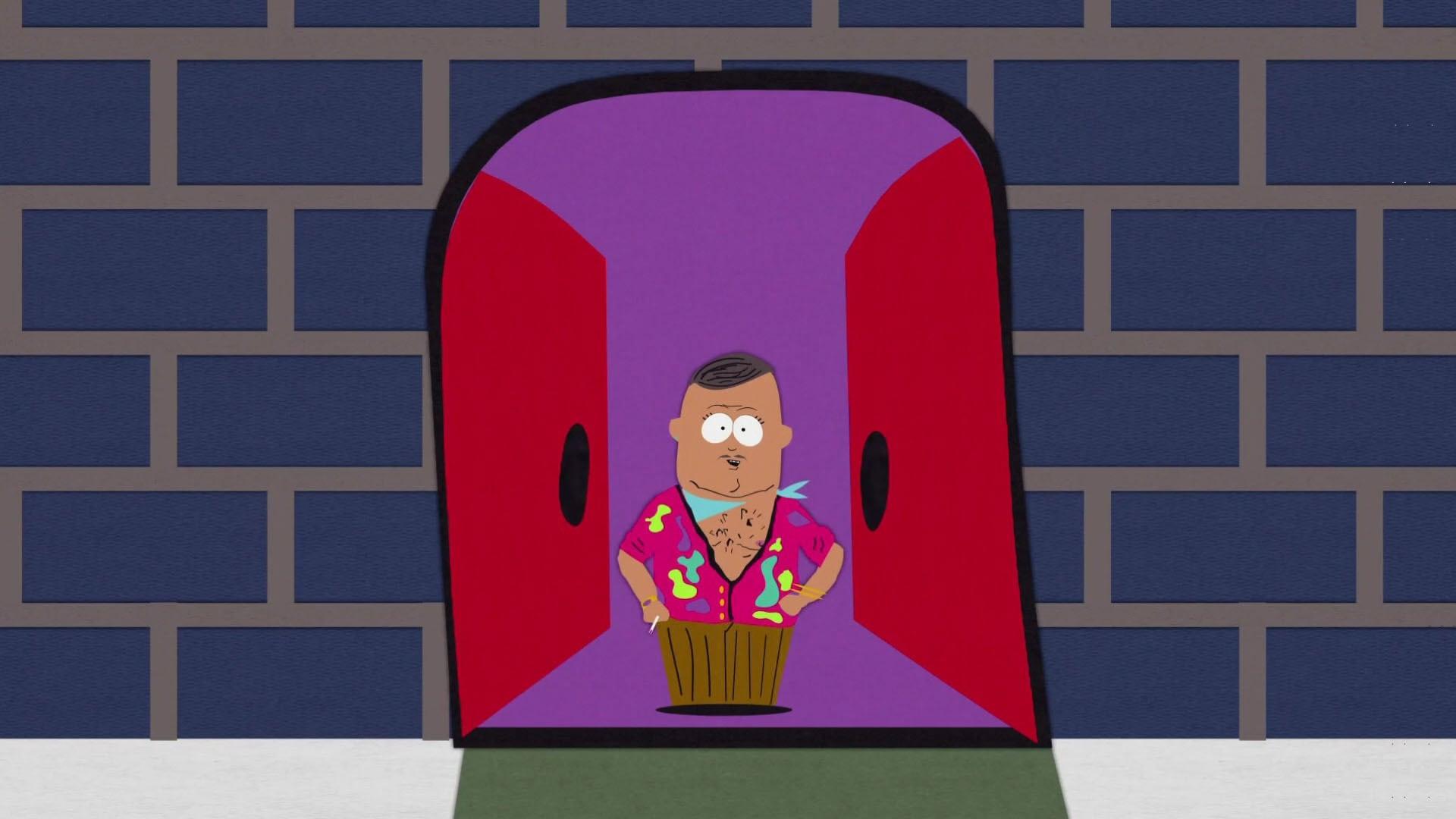 South Park Season 1 :Episode 4  Big Gay Al's Big Gay Boat Ride