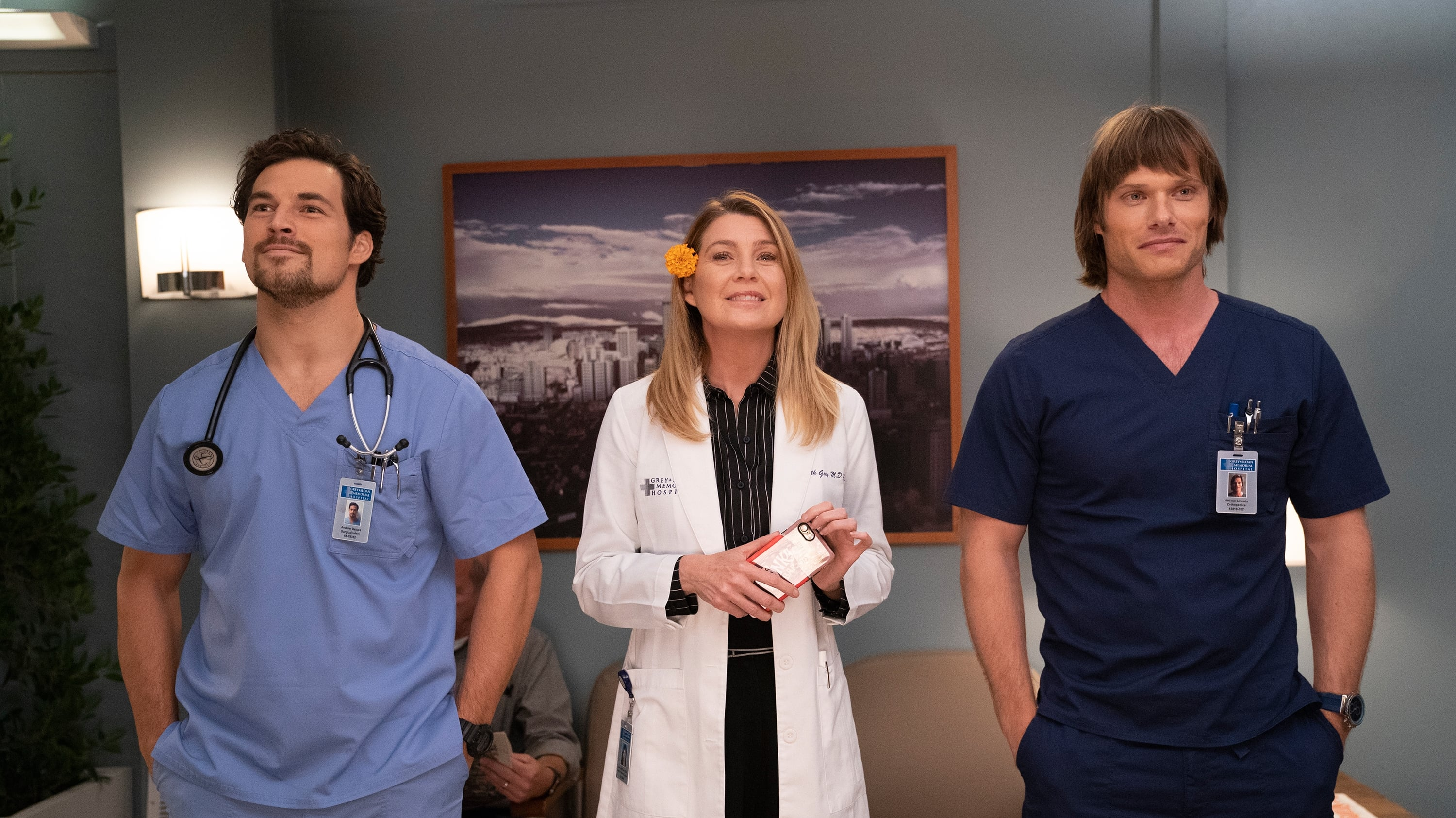 Grey's Anatomy Season 15 :Episode 6  Tag der Toten