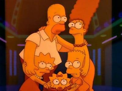 The Simpsons - Season 2 Episode 3 : Treehouse of Horror