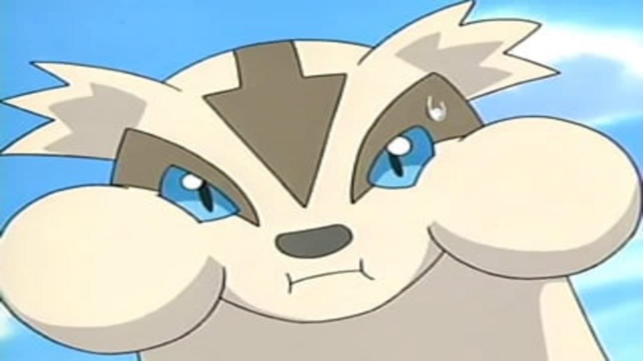 Pokémon Season 8 :Episode 20  Showdown at Linoone