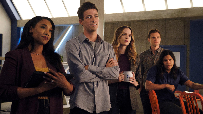 The Flash - Season 6 Episode 1 : Into The Void