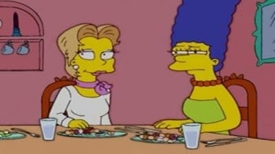 The Simpsons Season 16 : She Used to Be My Girl