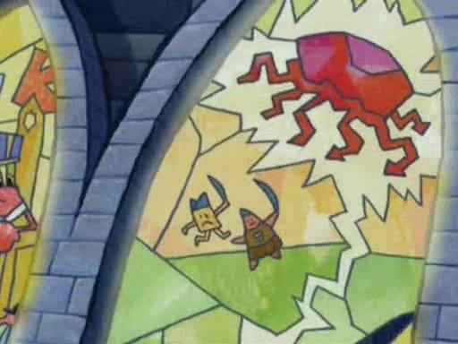 SpongeBob SquarePants Season 4 :Episode 10  Dunces and Dragons