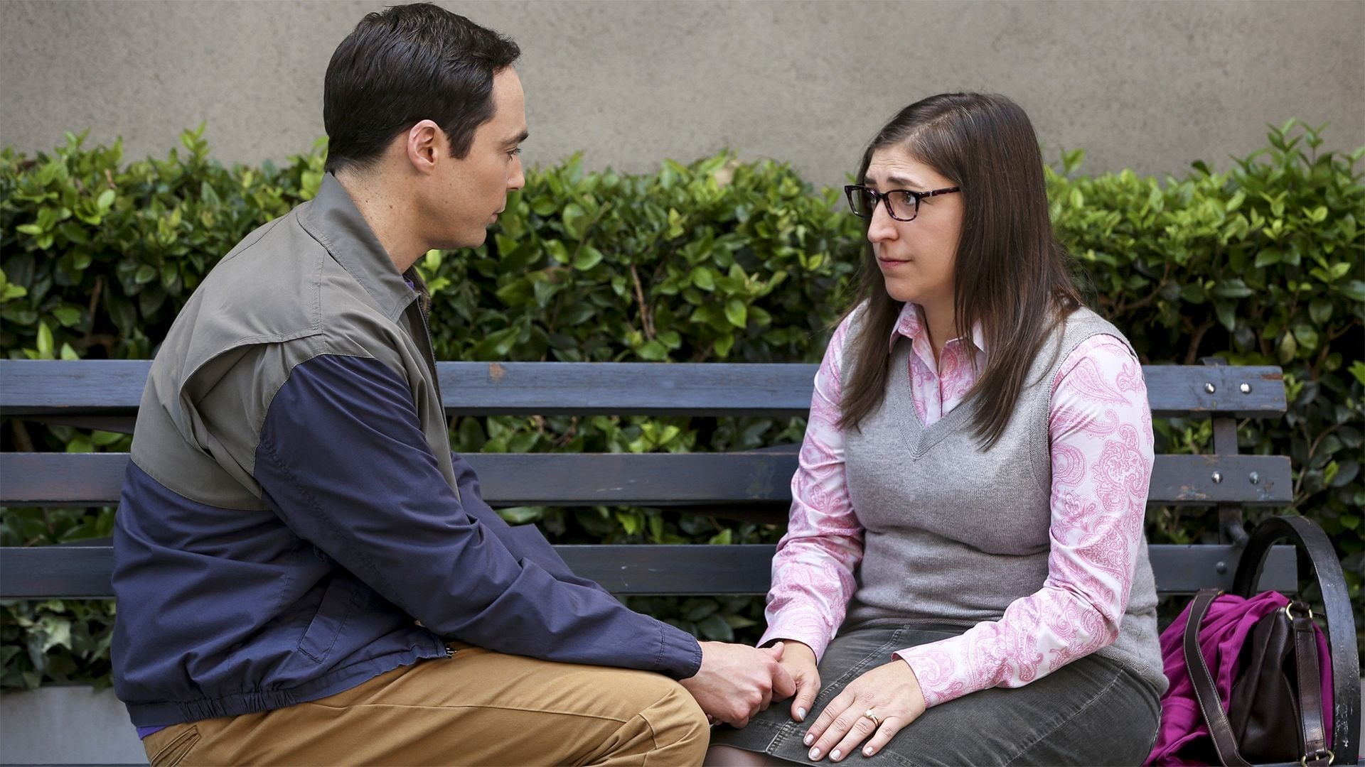 The Big Bang Theory Season 12 :Episode 1  The Conjugal Configuration