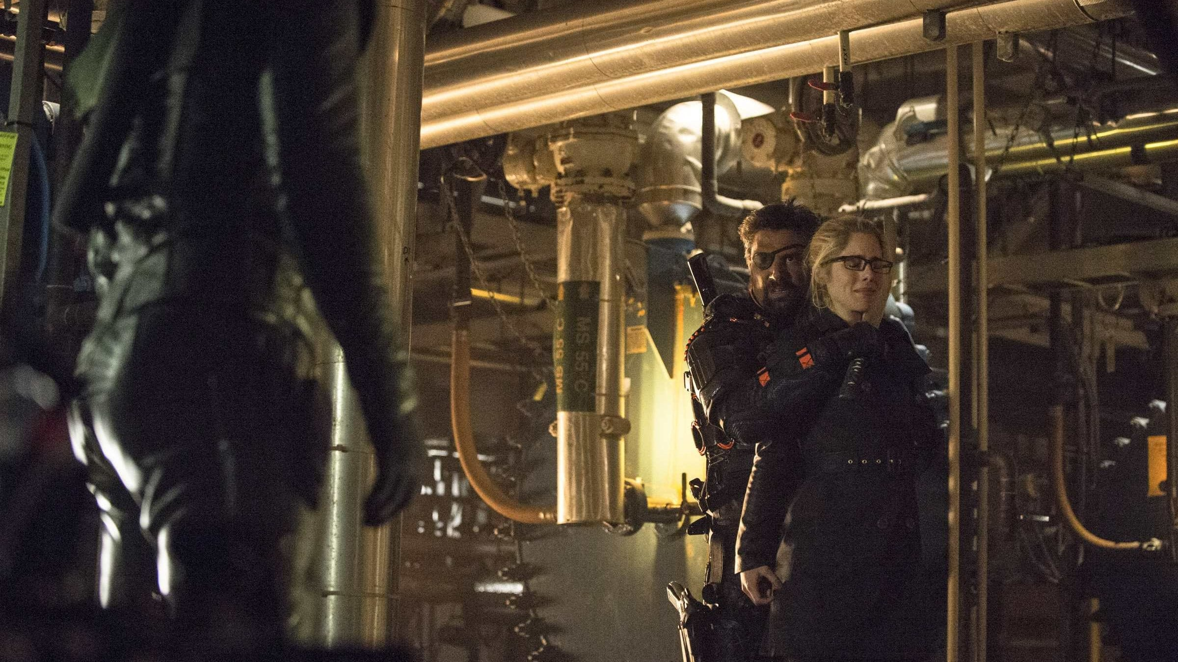 Arrow Season 2 :Episode 23  In letzter Sekunde