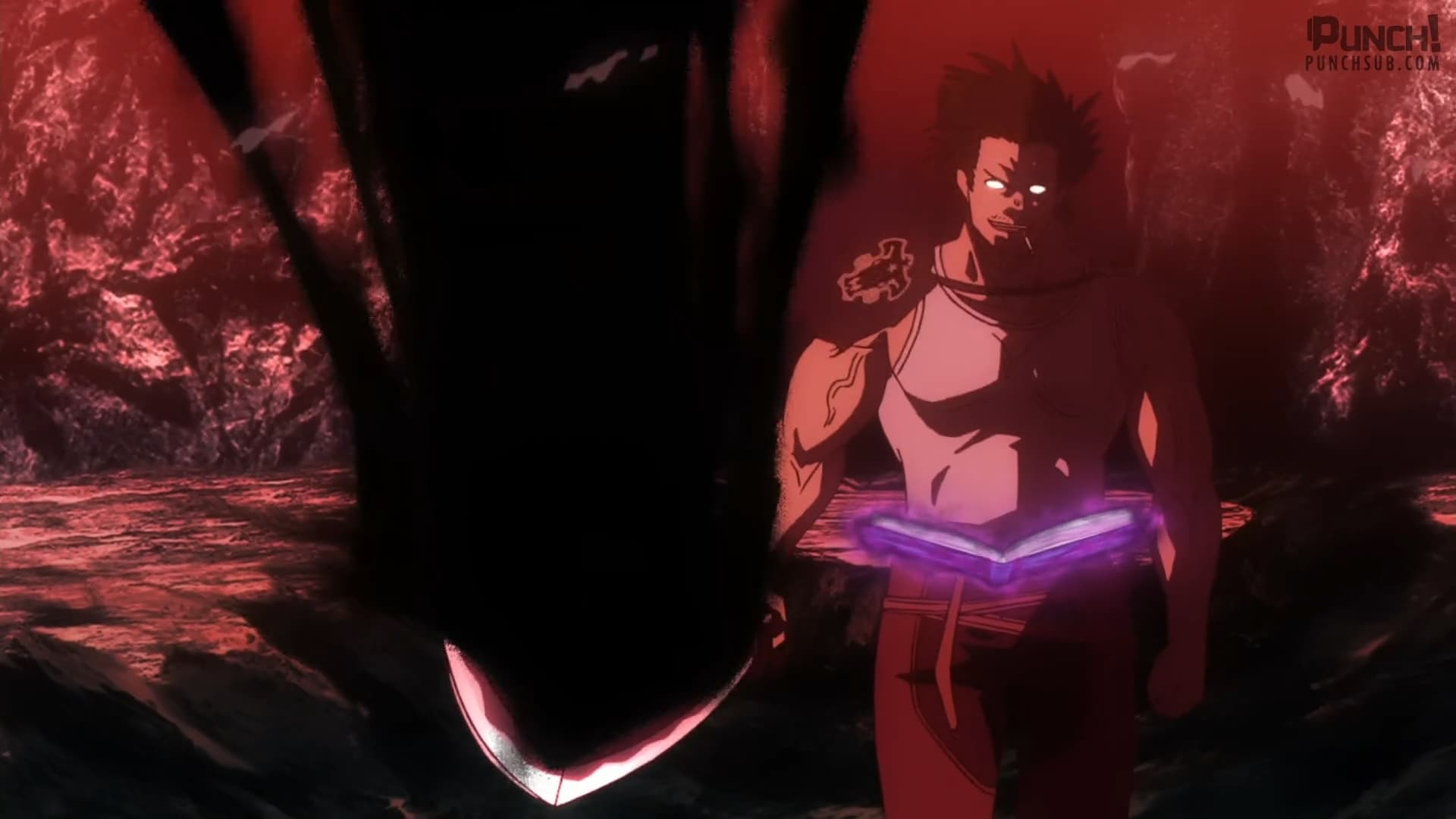 Black Clover - Season 1 Episode 49 : Beyond Limits