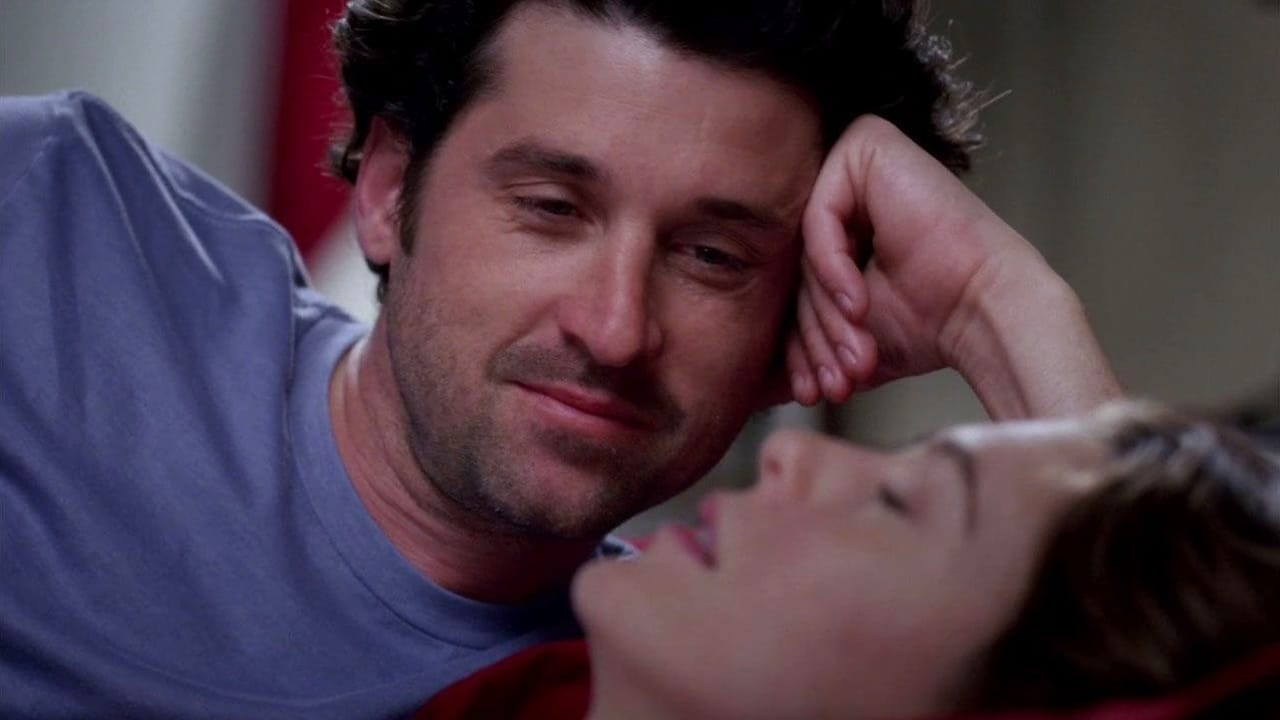 Grey's Anatomy Season 3 :Episode 11  Das Vater–Syndrom