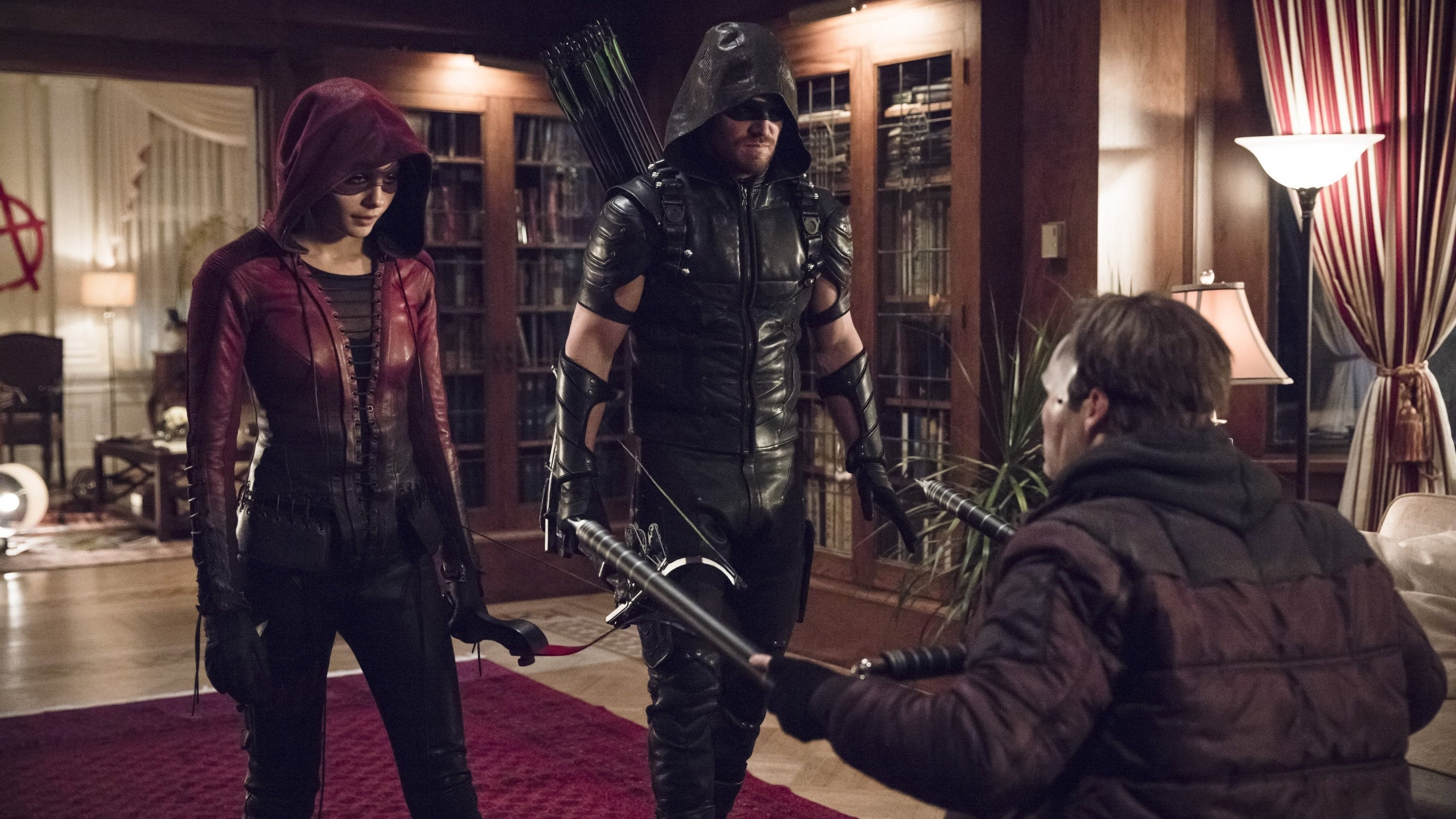Arrow Season 4 :Episode 10  Blutschuld