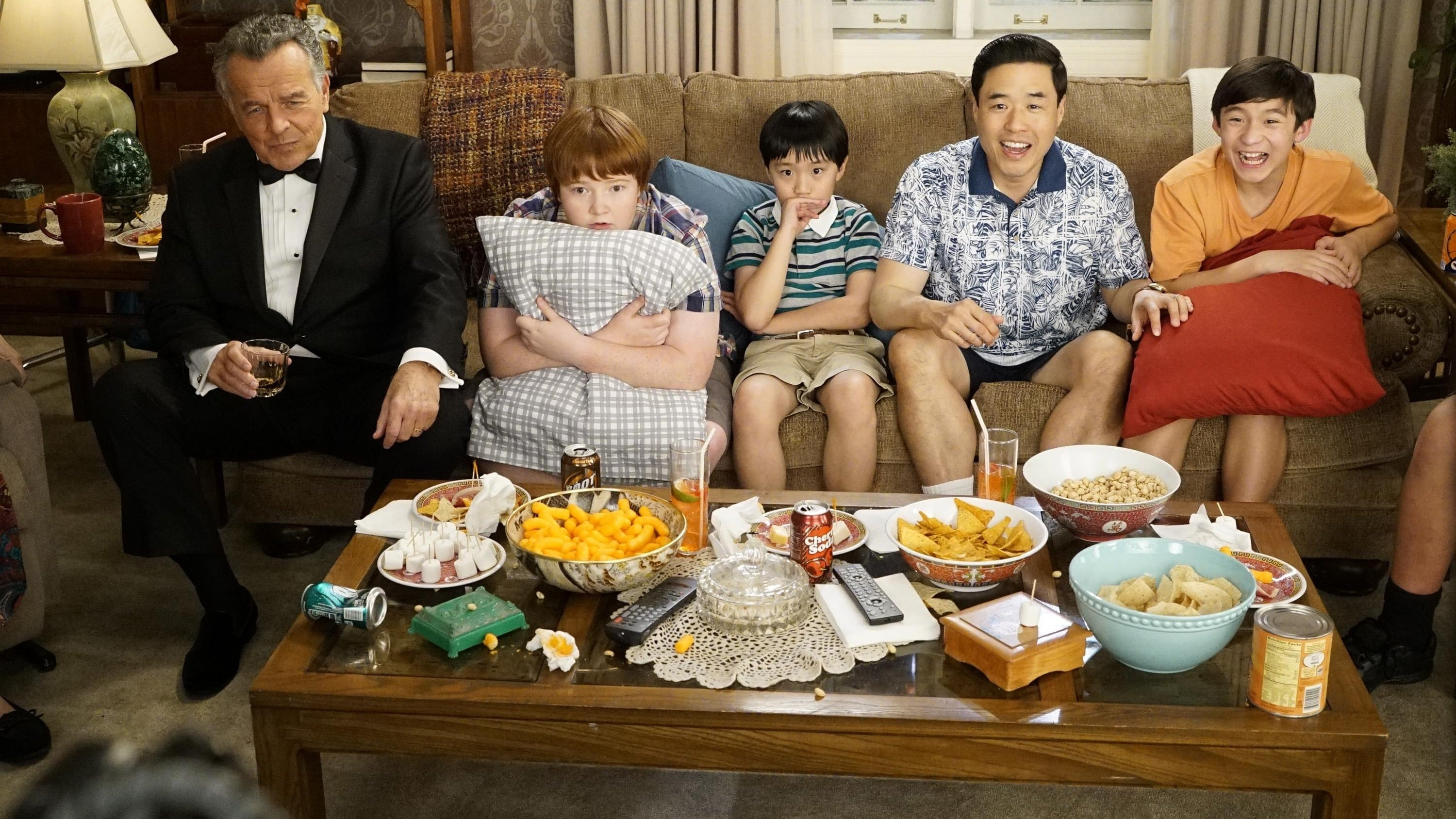 Fresh Off the Boat Season 3 :Episode 18  Time to Get Ill
