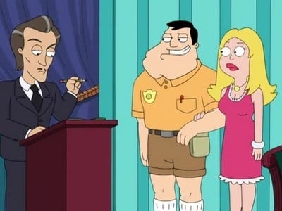 American Dad! Season 4 :Episode 2  Meter Made