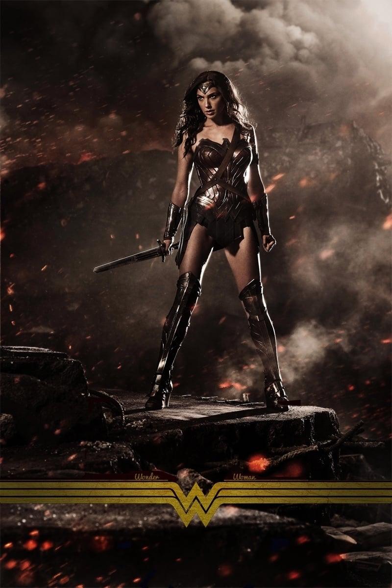 Voir Wonder Woman en Streaming VF