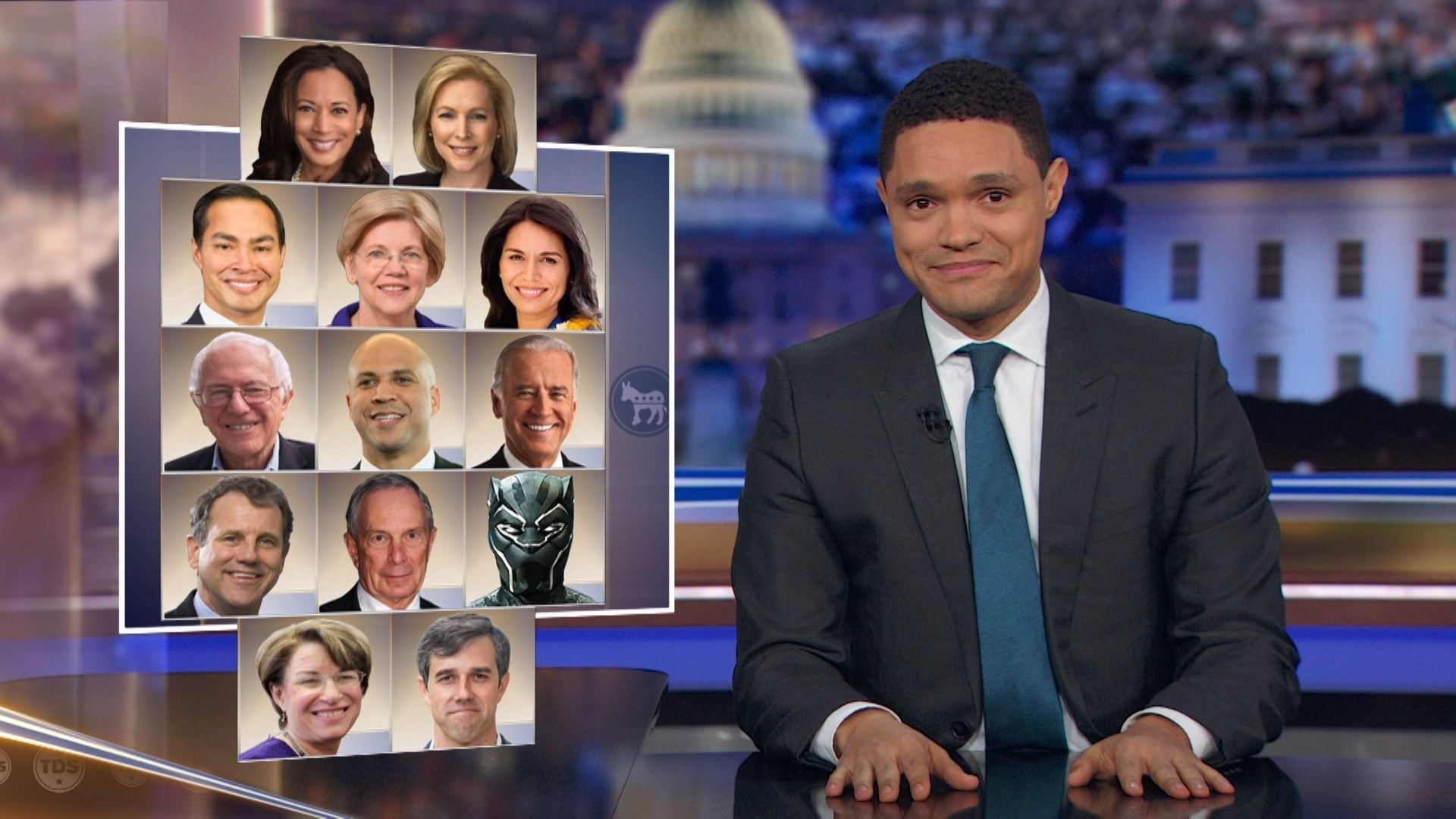 The Daily Show with Trevor Noah Season 24 :Episode 48  Amanda Seals