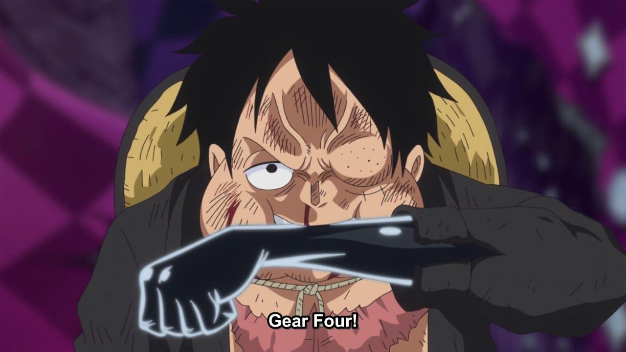 One Piece Season 19 :Episode 869  Wake Up - To Cross Over the Strongest Kenbunshoku